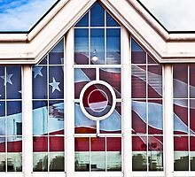 Reflections of Patriotism by Richard Earl