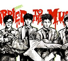 SHINee - Married To The Music by fabisketches