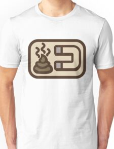 Shit magnet Unisex T-Shirt