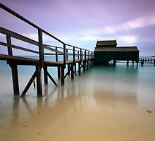 The Shelly Beach... Exposed by Sean Farrow