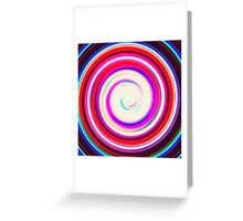 Gravity Release Me Greeting Card