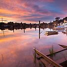 Tamar Morning by Alistair Wilson