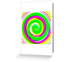 The Moment We Got It Right Greeting Card