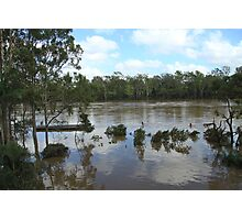2011 South-East Queensland Floods Photographic Print