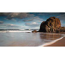 North Berwick Beach Photographic Print