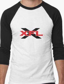 XFL T-Shirt Men's Baseball ¾ T-Shirt