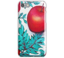 Rosy Apple iPhone Case/Skin