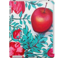 Rosy Apple iPad Case/Skin