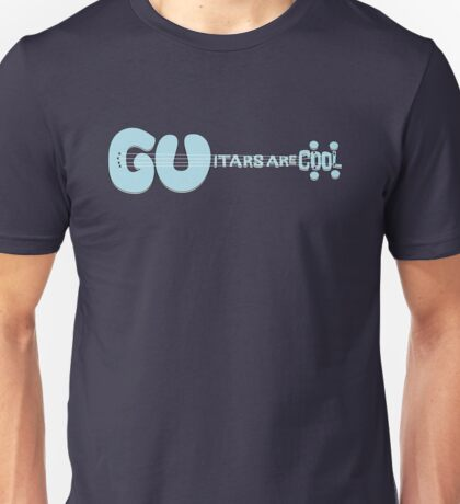 Guitars are COOL. T-Shirt