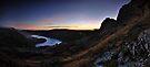 Cradle Dawn Pan by Robert Mullner