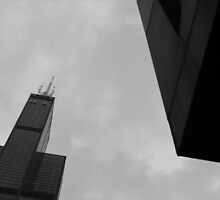 Sear's Tower Chicago by RKLazenby