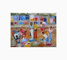 Washing Day in the Orphanage   Unisex T-Shirt