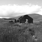 Abandoned Cottage in rural Ireland by RKLazenby
