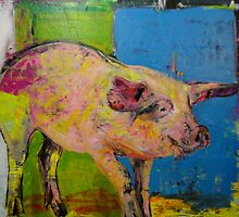 theoretical pig by Cat Leonard