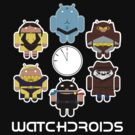 Watchdroids by Malc Foy