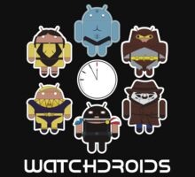 Watchdroids One Piece - Short Sleeve