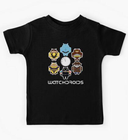 Watchdroids Kids Tee