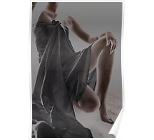 Wrapped In Cloth Poster