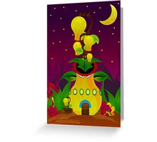 Bellsprout Home Greeting Card
