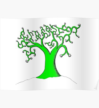 The Binary Tree Poster