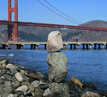 Golden Gate Bridge by heidi-bee