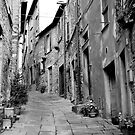 cityscapes #201, up this street [with greater contrast] by stickelsimages