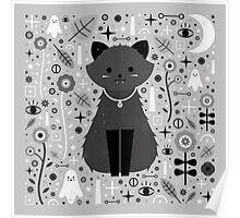 Kitten Fang Poster