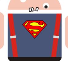 SlothDroid (dark) Sticker