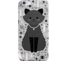 Kitten Fang iPhone Case/Skin