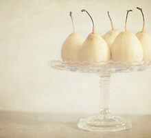 pears by Catherine  Regan