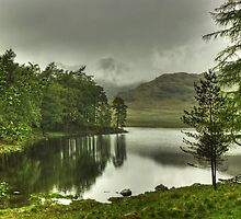 The Tarn In May by VoluntaryRanger