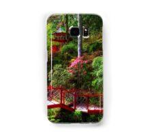 Portmeirion - Japanese garden, Wales Samsung Galaxy Case/Skin