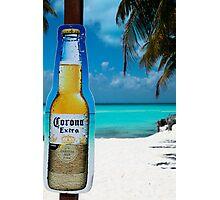 mexico beach Photographic Print