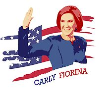 Carly for President by ArtByRuta
