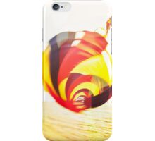 Kite on the beach of Sankt Peter-Ording II iPhone Case/Skin