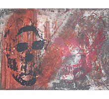"""""""Bleed"""" Photographic Print"""