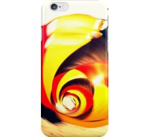 Kite on the beach of Sankt Peter-Ording III iPhone Case/Skin