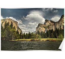 Yosemite Spring Poster