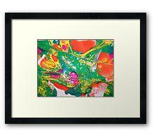 Metamorphic Strength Framed Print
