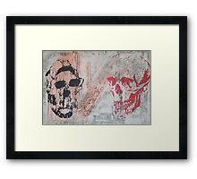 """Evolution"" Framed Print"