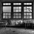 Roommates, Abandoned Hospital New England by MJD Photography  Portraits and Abandoned Ruins