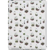 Terrariums iPad Case/Skin