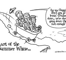 Last of the Summer Whine... by Alex Hughes
