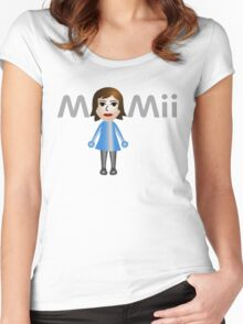 Momii Women's Fitted Scoop T-Shirt