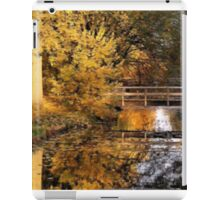 Autumn Is Like A Painting iPad Case/Skin