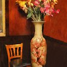 Time Out For Flowers by Linda Miller Gesualdo