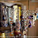 Earrings by Katarina Kuhar