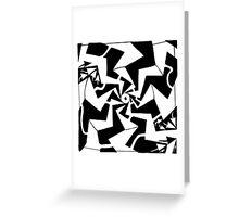 Paparazzi Maze Greeting Card