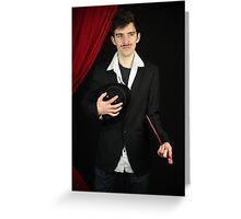 Ringmaster #7 Greeting Card