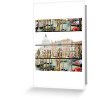 Expedition In Venezia IV Greeting Card